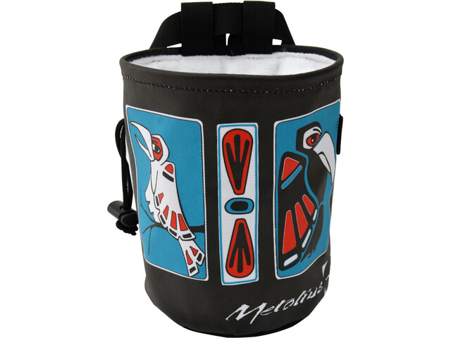 Metolius Pacific Northwest Competition Chalk Bag raven